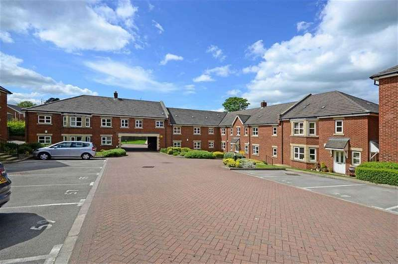 2 Bedrooms Flat for sale in 45, St Francis Close, Sandygate, Sheffield, S10