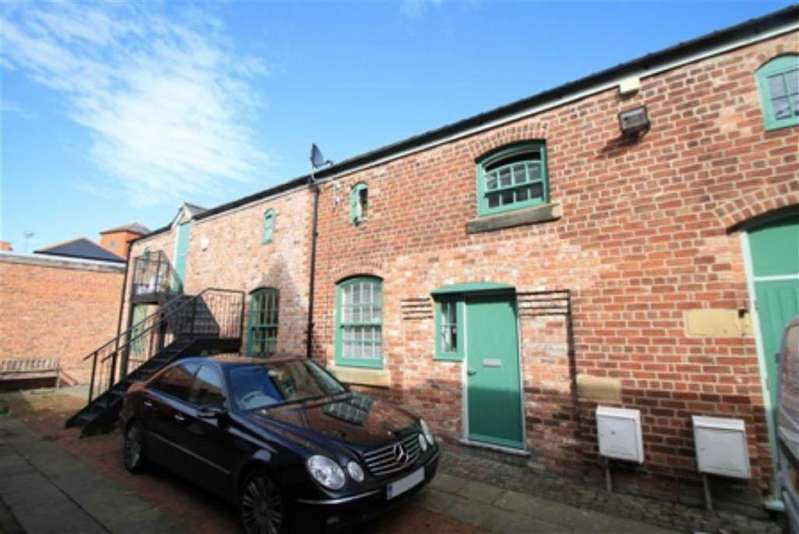 2 Bedrooms End Of Terrace House for sale in The Feathers, Wrexham, Wrexham