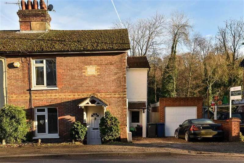 3 Bedrooms Semi Detached House for sale in Primrose Place, Portsmouth Road, Godalming, Surrey, GU7