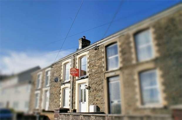 2 Bedrooms Terraced House for sale in Old Road, Pontardawe, Swansea, West Glamorgan