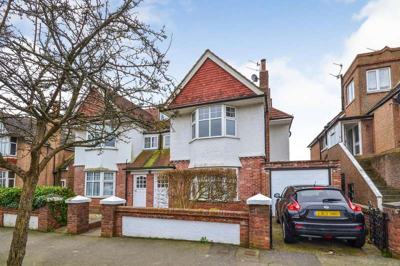 3 Bedrooms Maisonette Flat for sale in Collington Avenue, Bexhill-On-Sea, TN39