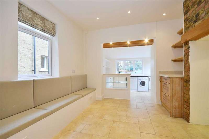 4 Bedrooms Semi Detached House for sale in Heronsgate Road, Chorleywood, Hertfordshire