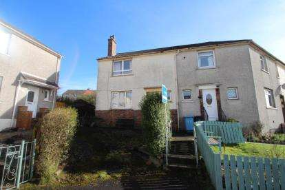 2 Bedrooms Semi Detached House for sale in Glenacre Drive, Airdrie, North Lanarkshire
