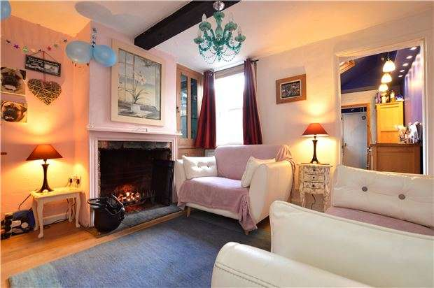 2 Bedrooms Cottage House for sale in Spring Road, ABINGDON, Oxfordshire, OX14 1AH