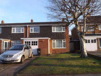 3 Bedrooms House for sale in Langley Hall Road, Solihull, West Midlands
