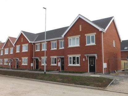 2 Bedrooms Town House for sale in Churchill Avenue, Skegness