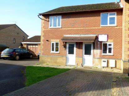 2 Bedrooms Terraced House for sale in Limoges Court, Northampton, Northamptonshire