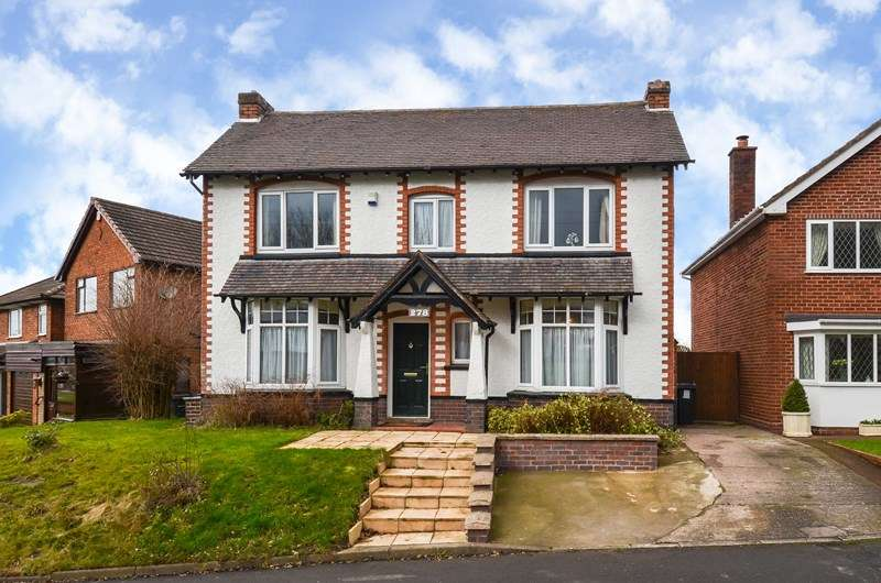 3 Bedrooms Detached House for sale in Longbridge Lane, Longbridge