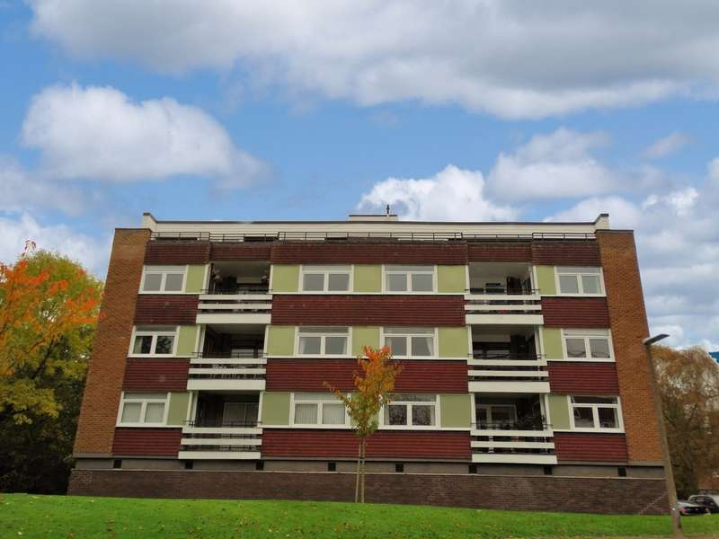 3 Bedrooms Flat for sale in Riverside Drive, Solihull