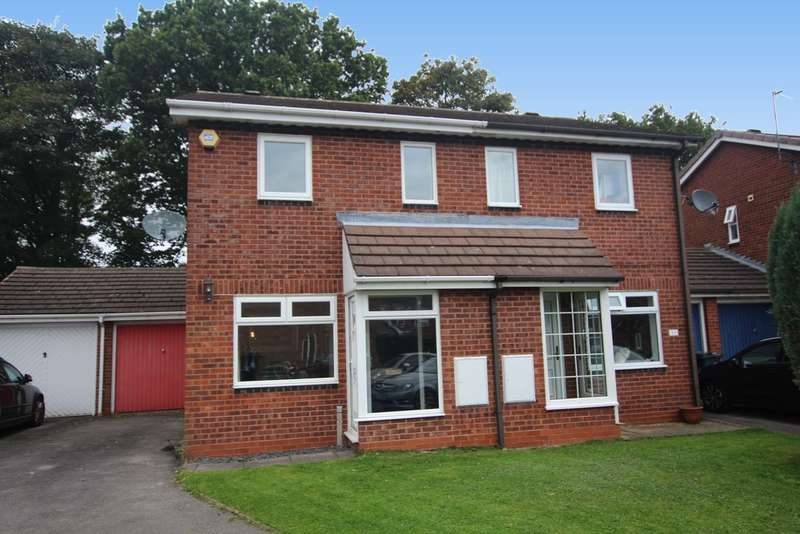 2 Bedrooms Semi Detached House for sale in Magnum Close, Streetly, Sutton Coldfield, B74 2DN