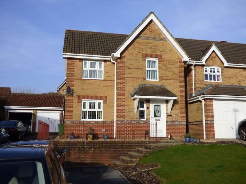 3 Bedrooms Detached House for sale in Newnham Downs, Plympton