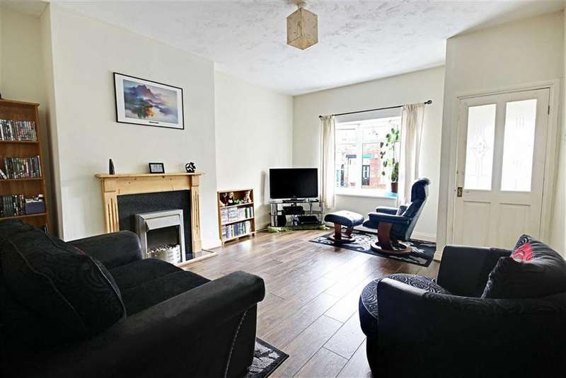 3 Bedrooms End Of Terrace House for sale in Roman Road, South Shields, Tyne And Wear