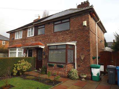 3 Bedrooms Semi Detached House for sale in Elsdon Road, Manchester, Greater Manchester, Uk