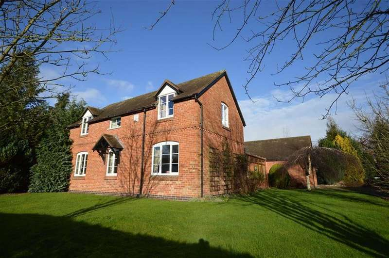 3 Bedrooms Detached House for sale in Plovers Moss, North Road, Kingsland, HR6