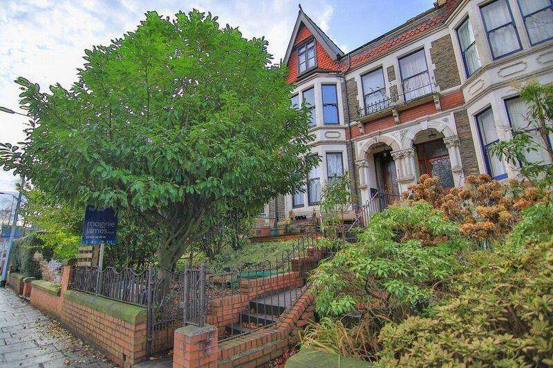 6 Bedrooms Terraced House for sale in Ninian Road, Roath Park, Cardiff, CF23
