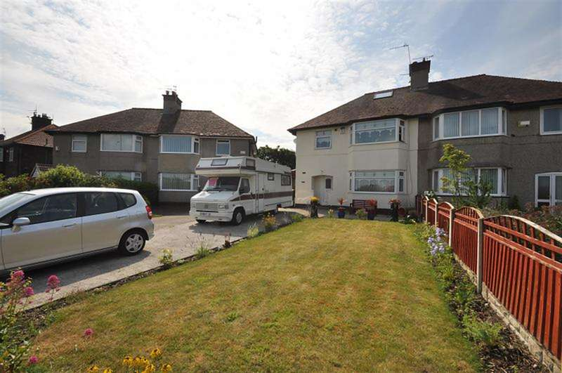 3 Bedrooms Semi Detached House for sale in Leasowe Road, Leasowe