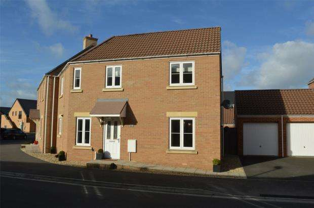 3 Bedrooms Semi Detached House for sale in Morse Road, Norton Fitzwarren, Taunton, Somerset