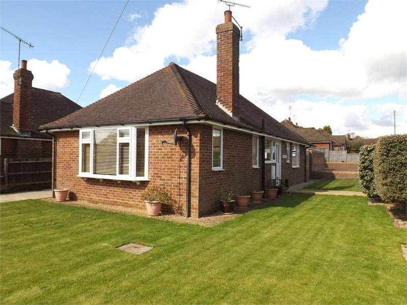 2 Bedrooms Detached Bungalow for sale in Ward Way, Bexhill-on-Sea, East Sussex