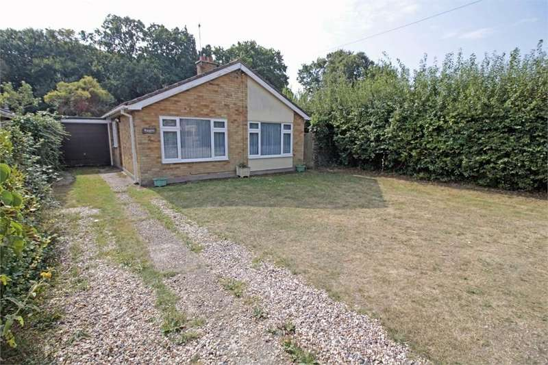 2 Bedrooms Detached Bungalow for sale in Newbridge Road, Tiptree