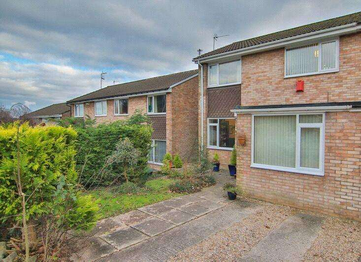 3 Bedrooms Semi Detached House for sale in Forsythia Drive, Cyncoed, Cardiff, CF23