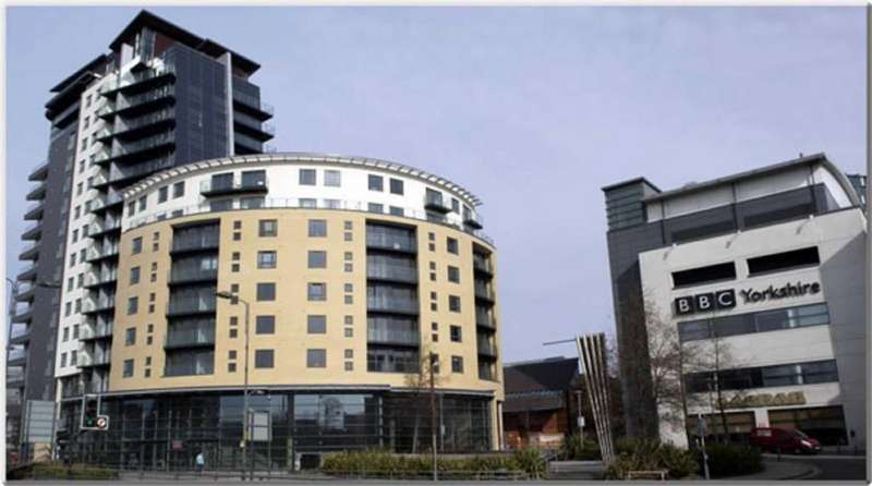 2 Bedrooms Apartment Flat for rent in Skyline, St Peters Street, LS9