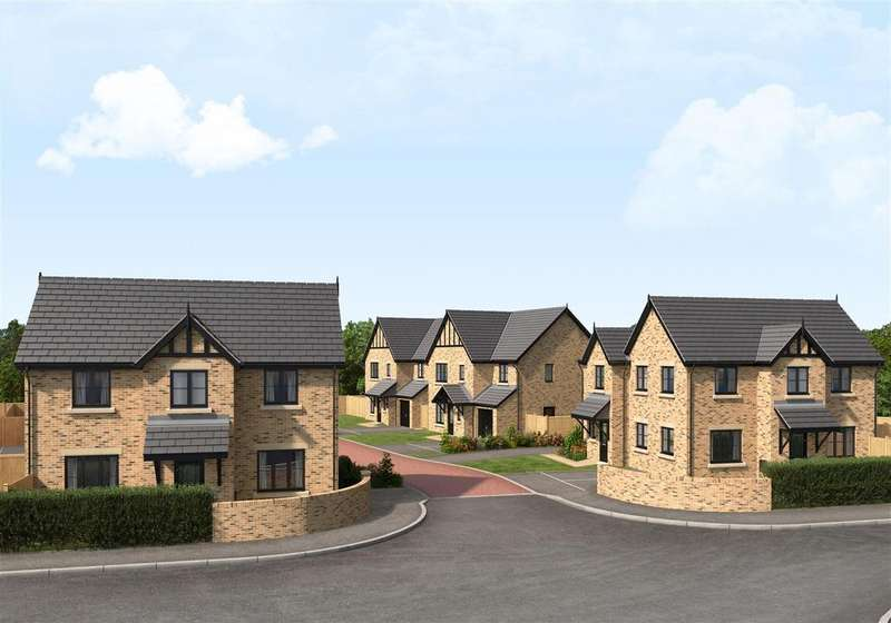 4 Bedrooms Off-Plan Commercial for sale in Plot 2, Heath Lodge, Parkgate Lane, Knutsford