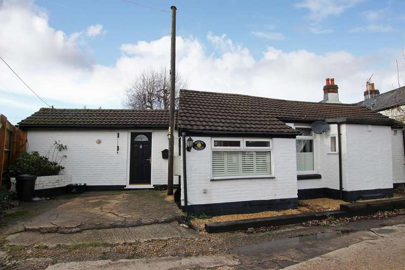2 Bedrooms Detached Bungalow for sale in HARDLEY
