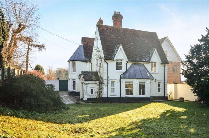 3 Bedrooms Semi Detached House for sale in Chartham, Canterbury, Kent