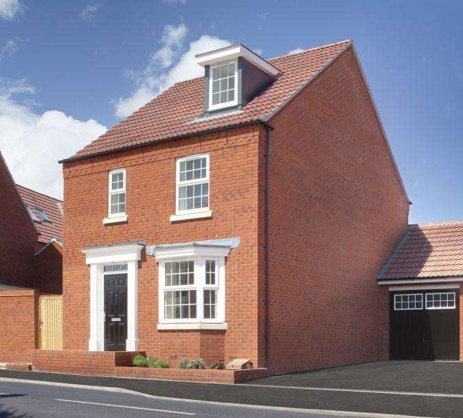 4 Bedrooms House for sale in Hillside Gardens, Pinhoe, EX1