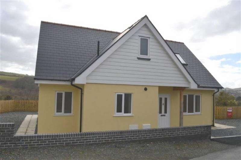 3 Bedrooms Detached House for sale in New Build, Formerly Elm House, Llanbadarn Fawr, SY23
