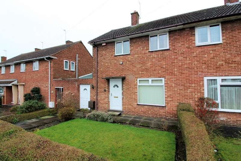 2 Bedrooms Semi Detached House for sale in Shepherd Drive, Willenhall