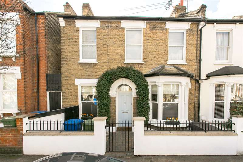 4 Bedrooms House for sale in Rodwell Road, London, SE22