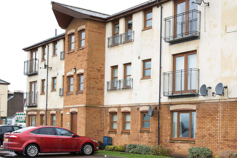 2 Bedrooms Apartment Flat for sale in Lord Gambier Wharf, Kirkcaldy