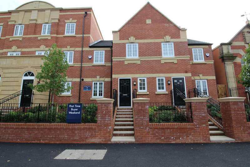 3 Bedrooms Mews House for sale in College Place, Crow Lane West, Newton-le-Willows WA12