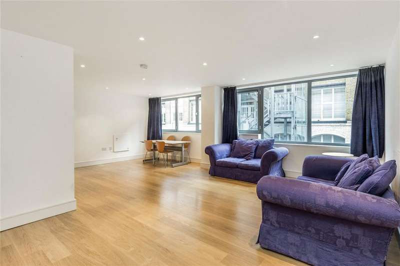 2 Bedrooms Flat for sale in Bell Yard Mews, London