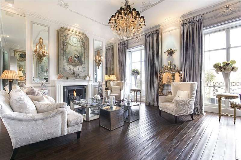 5 Bedrooms Terraced House for rent in Hanover Terrace, Regent's Park
