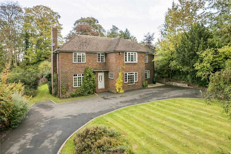 7 Bedrooms Detached House for sale in Westerham Road, Sevenoaks, Kent