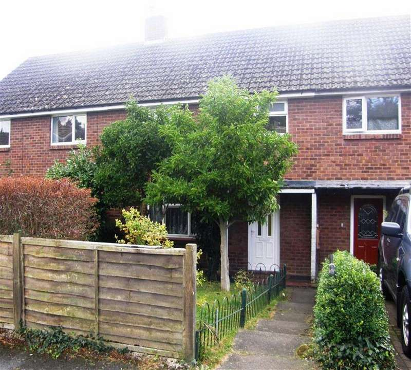 3 Bedrooms Terraced House for sale in Wassell Drive, Bewdley, DY12
