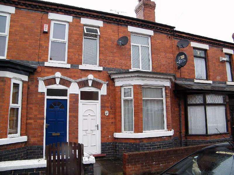 3 Bedrooms House for sale in Westminster Street, Crewe