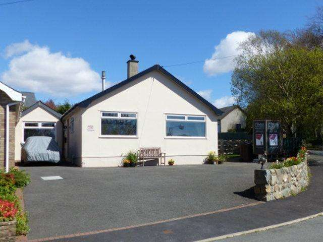 3 Bedrooms Bungalow for sale in 78a Llwyn Ynn, Talybont, LL43