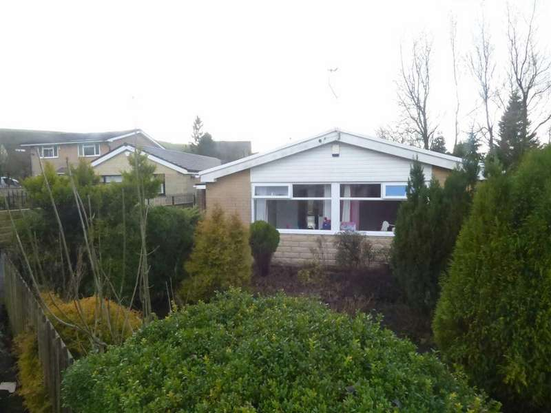 3 Bedrooms Detached Bungalow for sale in Oakenclough Road, Bacup, Lancashire, OL13