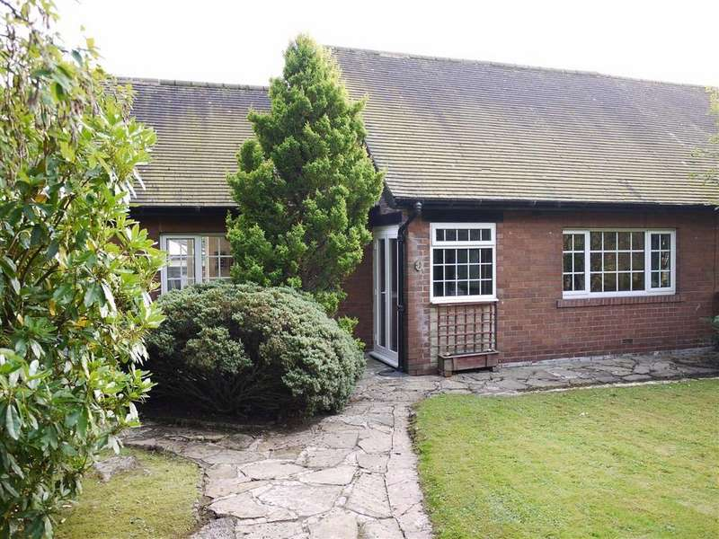 2 Bedrooms Semi Detached Bungalow for sale in Dinting Road, Glossop