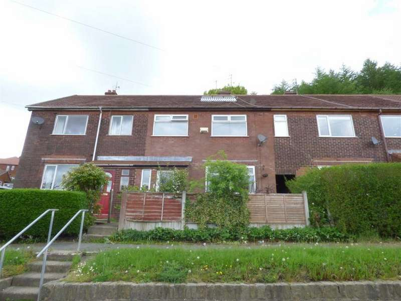 3 Bedrooms Terraced House for sale in Osborne Terrace, Bacup, Lancashire, OL13