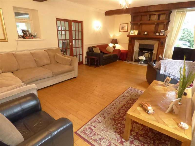 5 Bedrooms Cottage House for sale in Old Clough, Weir, Bacup, Lancashire, OL13