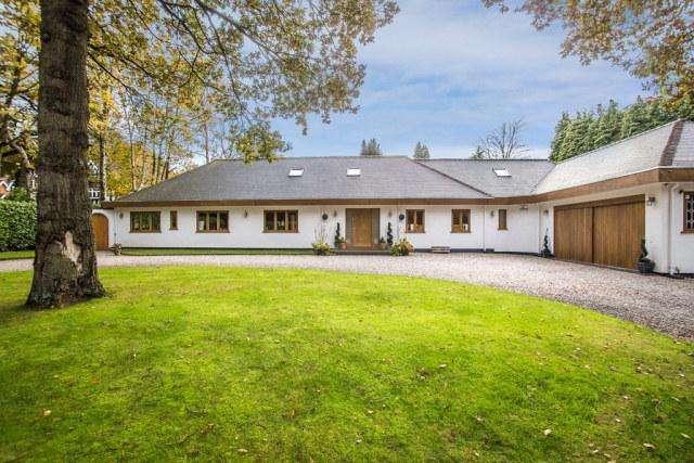 6 Bedrooms Detached House for sale in Park Drive,Little Aston Park,Little Aston