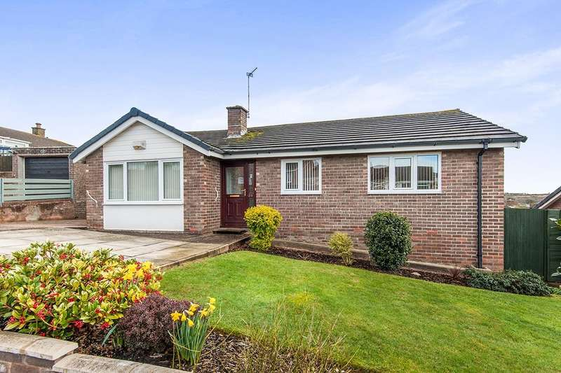 3 Bedrooms Detached Bungalow for sale in Brixington Lane, Exmouth, EX8