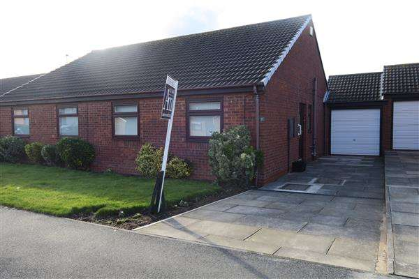 2 Bedrooms Bungalow for sale in Devon Gardens, South Shields