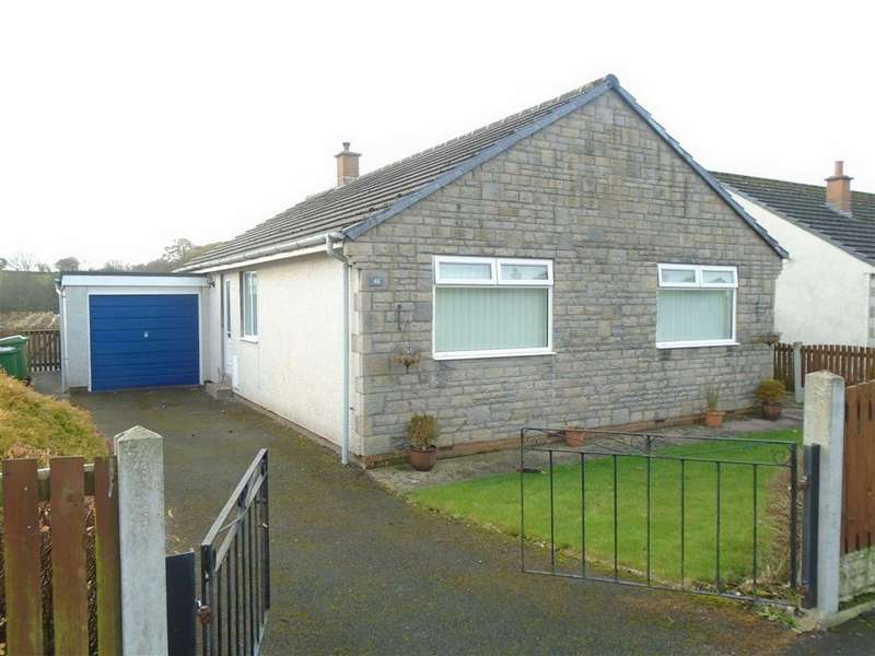 3 Bedrooms Detached Bungalow for sale in Primrose Bank, Wigton, Cumbria