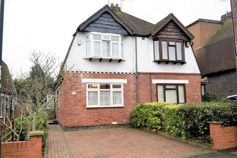 2 Bedrooms Semi Detached House for sale in Hawthorne Avenue, Rainham, Kent, ME8