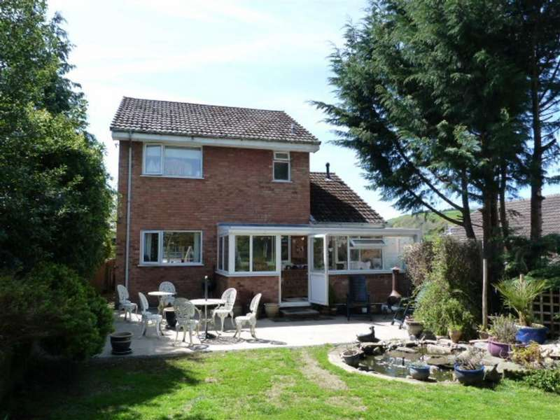 3 Bedrooms Detached House for sale in Sycamore Close, Newtown
